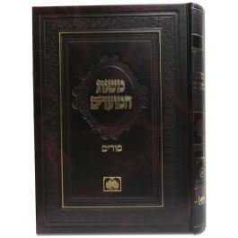Mishnas Hamoadim - Purim