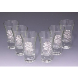 Rose Liquor Cup Set