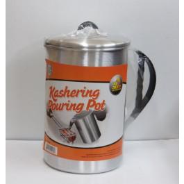 Kashering Pouring Pot