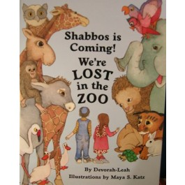 Shabbos is coming! We're lost in the Zoo.