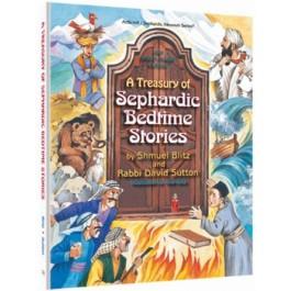 A Treasury of Sephardic Bedtime Stories
