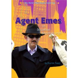 Agent Emes in Shushan Shpittsburgh (A Purim Tale) DVD