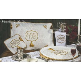 Versailles Collection Pesach Seder Set - Gold