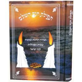 Tefilat Chanah Hashalem תפלת חנה השלם