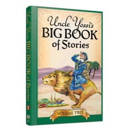 Uncle Yossi's Big Book of Stories Volume 2