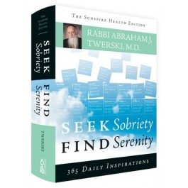 Seek Sobriety Find Serenity