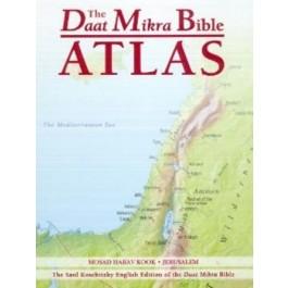 The Daat Mikra Bible Atlas