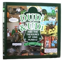 Dudi & Udi and the Treasures of King of Munbaz