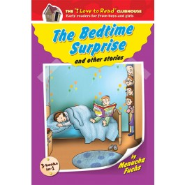 The Bedtime Surprise and Other Stories: An Early Reader for Frum Boys and Girls
