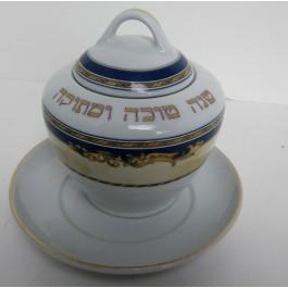 Rosh Hashanah Honey Dish (HD-CHD4)