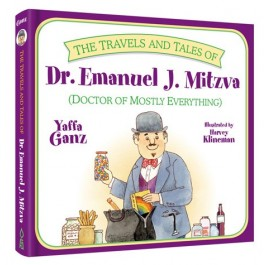 The Travels & Tales of Dr. Emanuel J. Mitzva