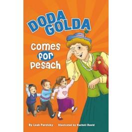 Doda Golda Comes for Pesach
