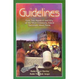 Guidelines to Purim
