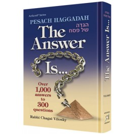 Haggadah - The Answer is....