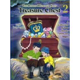 The Little Midrash Says - Treasure Chest 2