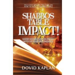 Shabbos Table Impact