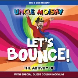 Uncle Moishe Let's Bounce!