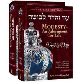 Modesty: An Adornment for Life: Day by Day