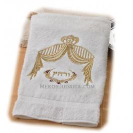 Pesach Towel Urchatz Canopy