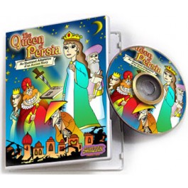 The Queen of Persia - DVD