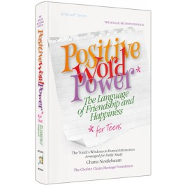 Positive Word Power For Teens