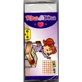 Rina and Dina School Eraser
