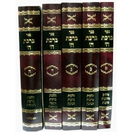 "Sefer Birkat Hashem by Rabbi Moshe Levi z""l"