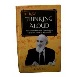 The Rav: thinking aloud