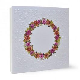 Zemirot Shabbat Bencher Floral Ring