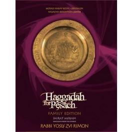 Passover Haggadah - Shirat Miriam - Family Edition