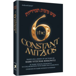 The Six Constant Mitzvos