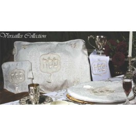 Versailles Collection Pesach Seder Set - White