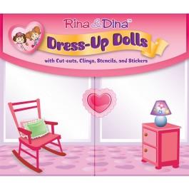 Rina and Dina Dress Up Doll