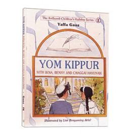 Yom Kippur With Bina, Benny, And Chaggai Hayonah