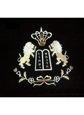 Talit Bag / Tefillin Bag Lions
