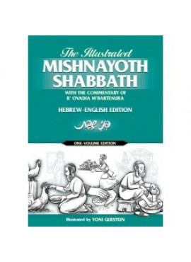The Illustrated Mishnayoth Shabbath