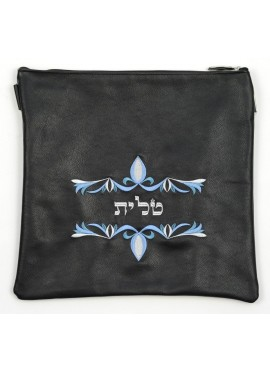 Talit Bag / Tefillin Bag Leather Mono