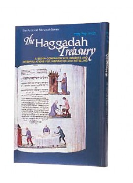 The Haggadah Treasury - Passover Haggadah