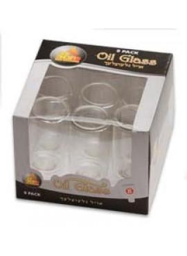 Ner Mitzvah Straight Glass