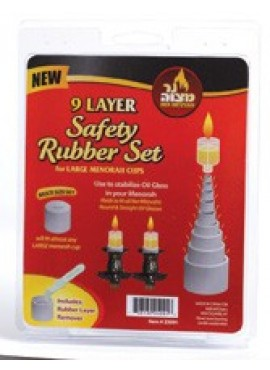 Safety Rubber Set 9 layer pack