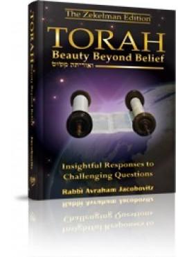 Torah - Beauty Beyond Belief