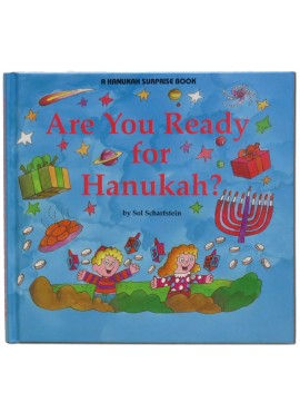 Are You Ready For Hanukah?