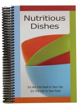 Nutritious Dishes Cookbook
