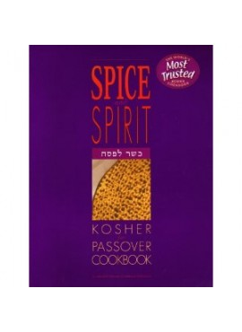 Spice and Spirit Passover Cookbook