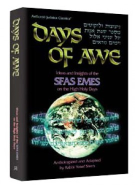Days Of Awe - Sfas Emes
