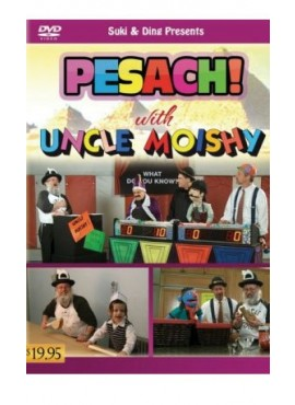 Pesach with Uncle Moishy - DVD
