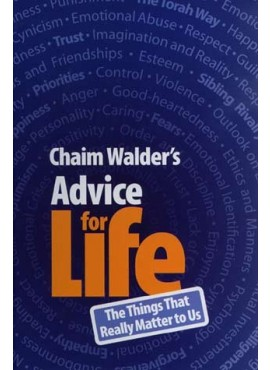 Advice for Life - by Chaim Walder