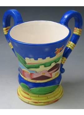 Karshi Ceramic Washing Cup Jerusalem