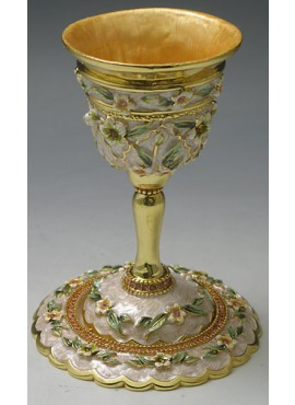 Karshi International Jeweled Kiddush Cups