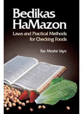 Bedikas Hamazon - Laws of Food Checking